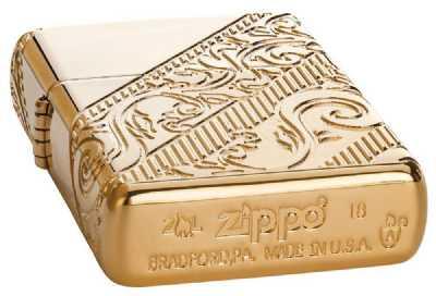 Cách nhận biết năm sản xuất Zippo thông qua mộc đáy 11