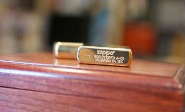 Đi tìm chiếc Hộp quẹt Zippo đắt nhất thế giới hiện nay 5